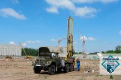 Геологические изыскания в Санкт-Петербурге — ИЛ Северный город