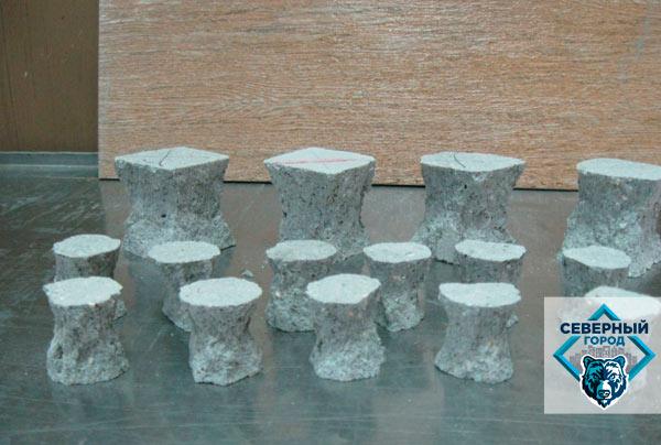 испытание бетона спб