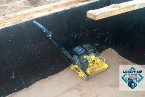 Испытание песка и щебня