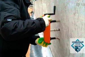 Неразрушающий контроля бетона